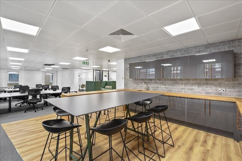 Cannongate House, 62-64 Cannon Street, City of London Office for Rent Cannon Street