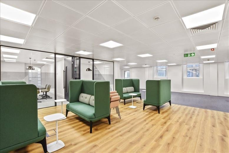 Picture of Cannongate House, 62-64 Cannon Street, City of London Office Space for available in Cannon Street