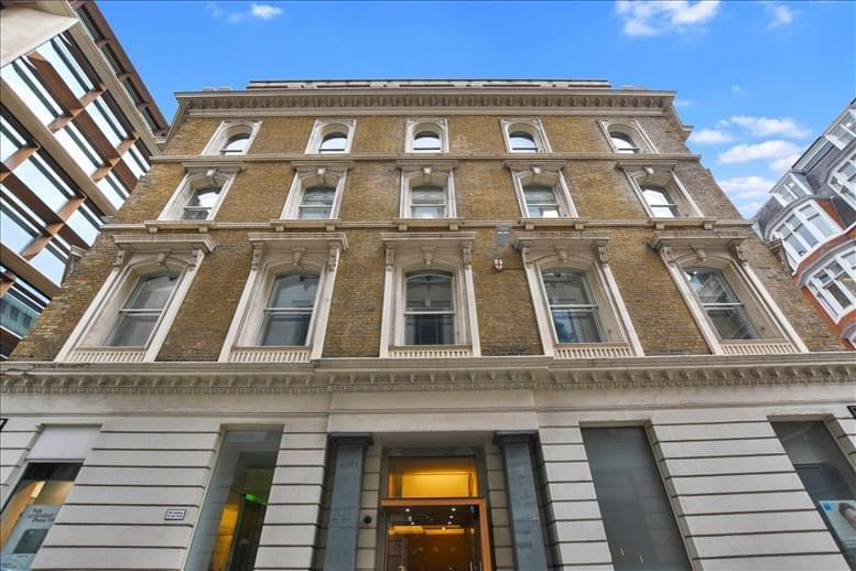 Office for Rent on Cannongate House, 62-64 Cannon Street, City of London Cannon Street