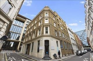 Photo of Office Space on Cannongate House, 62-64 Cannon Street, City of London - Cannon Street