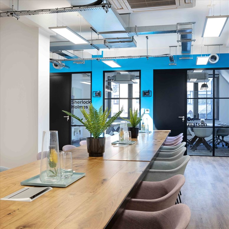 33 Charlotte Street, West End Office for Rent Fitzrovia
