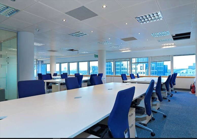 Bastion House, 140 London Wall Office for Rent Barbican