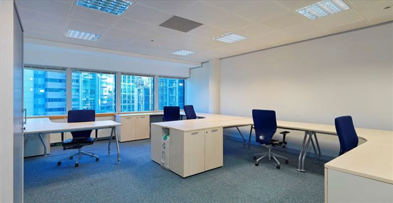 Picture of Bastion House, 140 London Wall Office Space for available in Barbican
