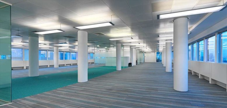 Office for Rent on Bastion House, 140 London Wall Barbican