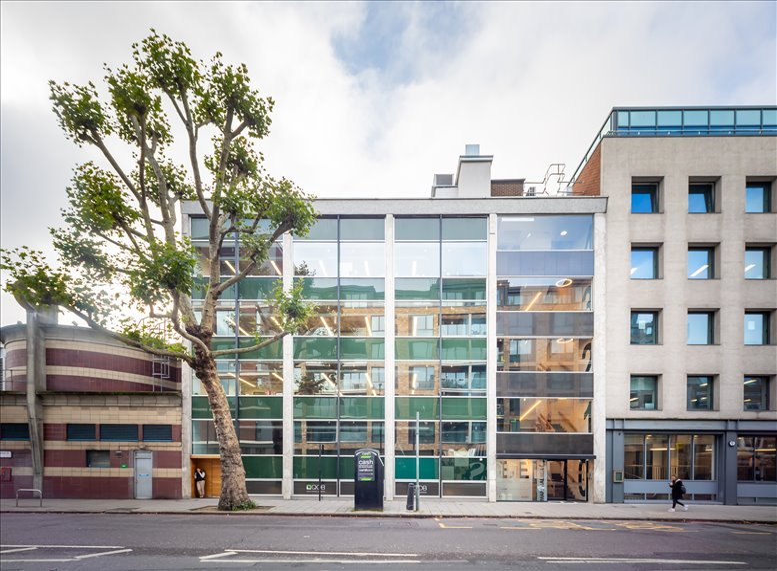 3 Marshalsea Rd, London Office Space Borough