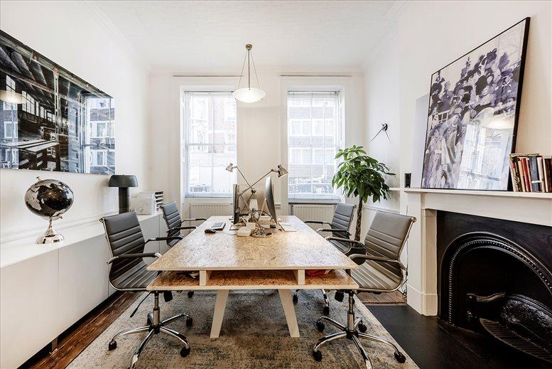 Photo of Office Space on 26 Bloomsbury Street, West End Bloomsbury