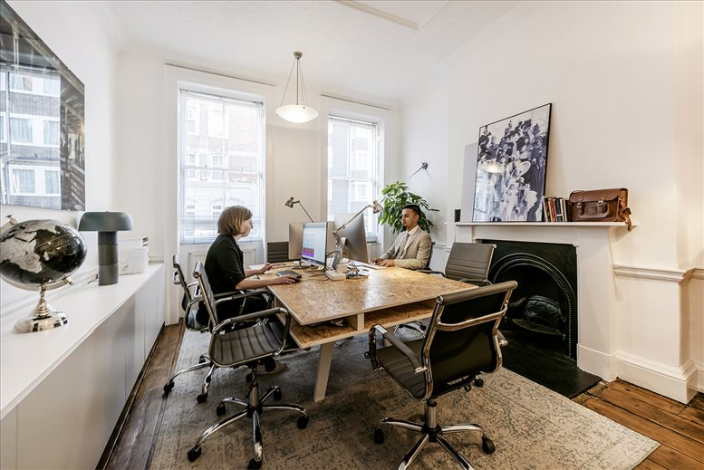 Picture of 26 Bloomsbury Street, West End Office Space for available in Bloomsbury