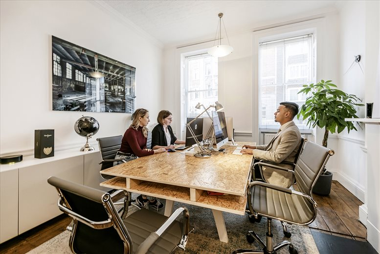 Image of Offices available in Bloomsbury: 26 Bloomsbury Street, West End