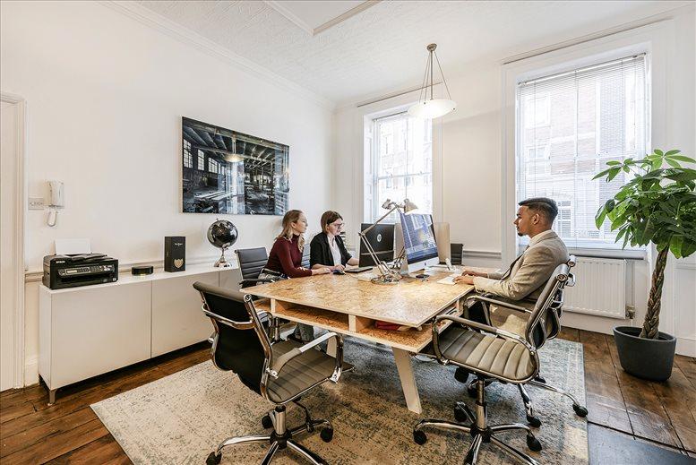 Bloomsbury Office Space for Rent on 26 Bloomsbury Street, West End