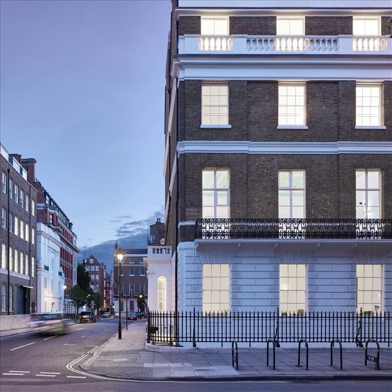 17 Portland Place, London available for companies in Cavendish Square