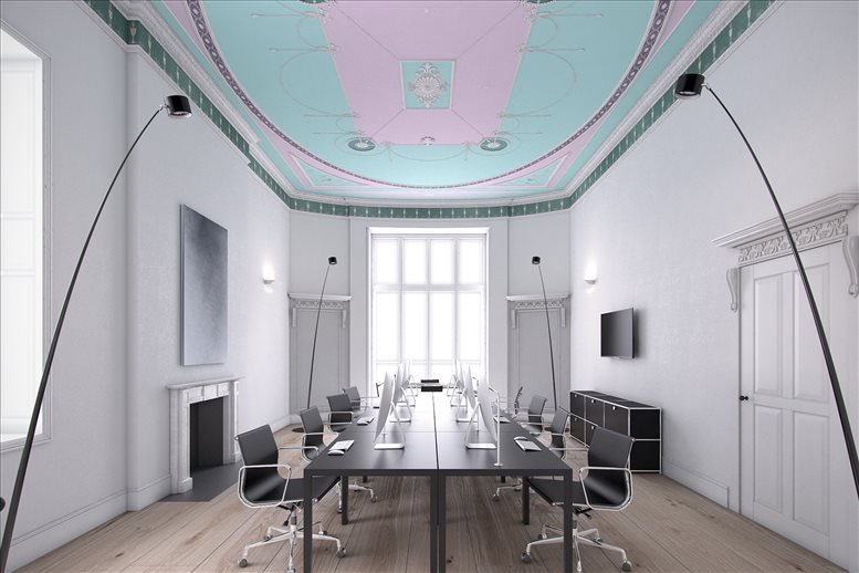 Picture of 17 Portland Place, London Office Space for available in Cavendish Square
