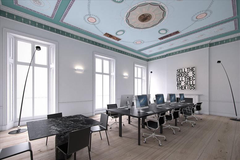 Office for Rent on 17 Portland Place, London Cavendish Square