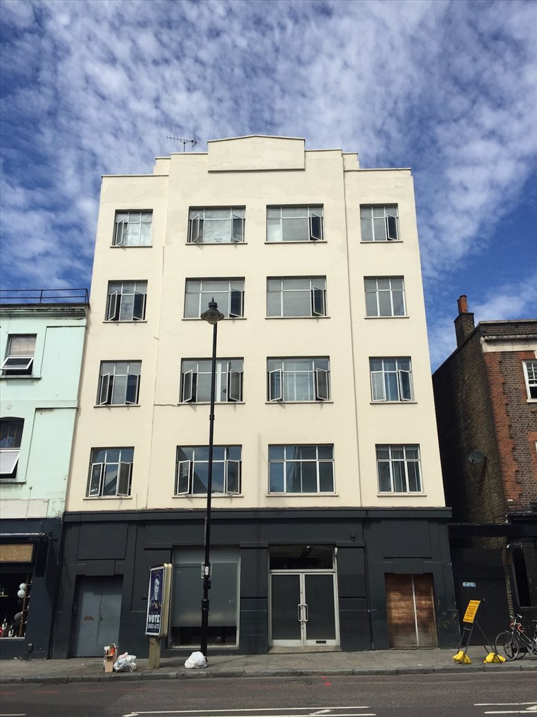 Photo of Office Space on 19-23 Kingsland Road Hackney