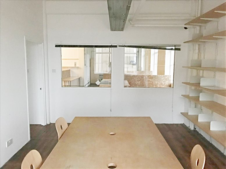Image of Offices available in Hackney: 19-23 Kingsland Road