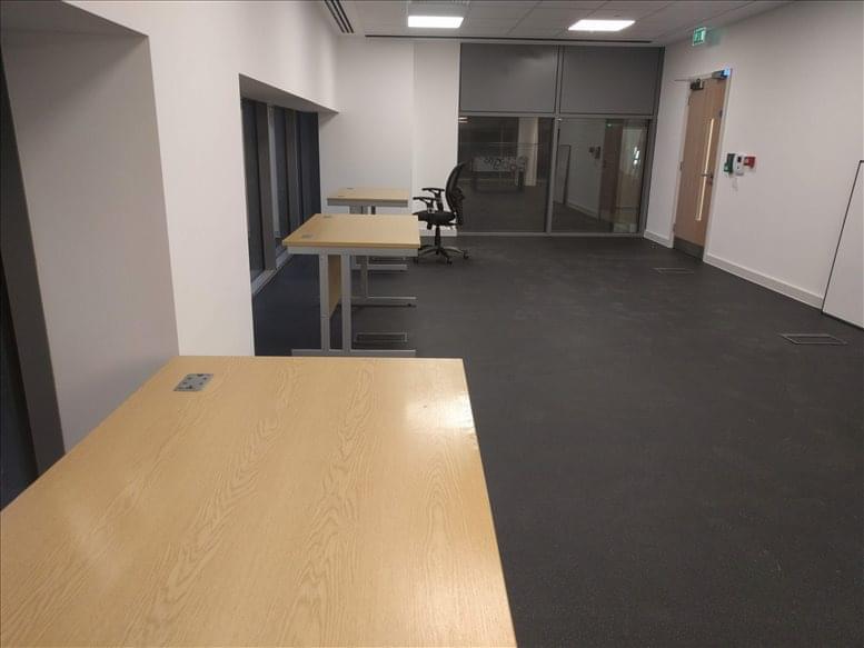 Onyx 4B, 102 Camley Street, London Office Space Kings Cross