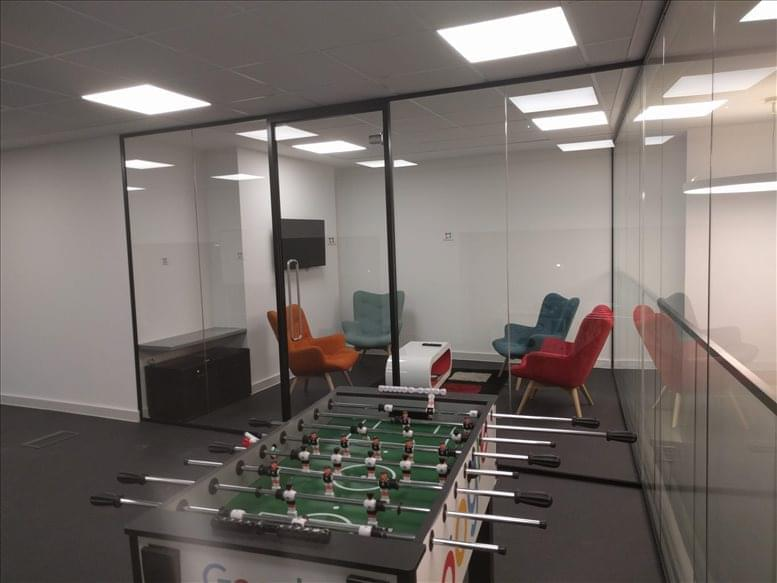 Onyx 4B, 102 Camley Street, London Office for Rent Kings Cross