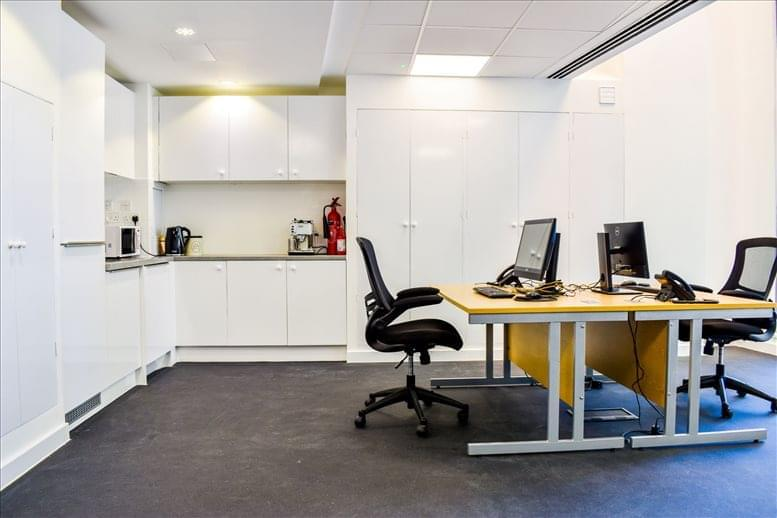 Kings Cross Office Space for Rent on Onyx 4B, 102 Camley Street, London