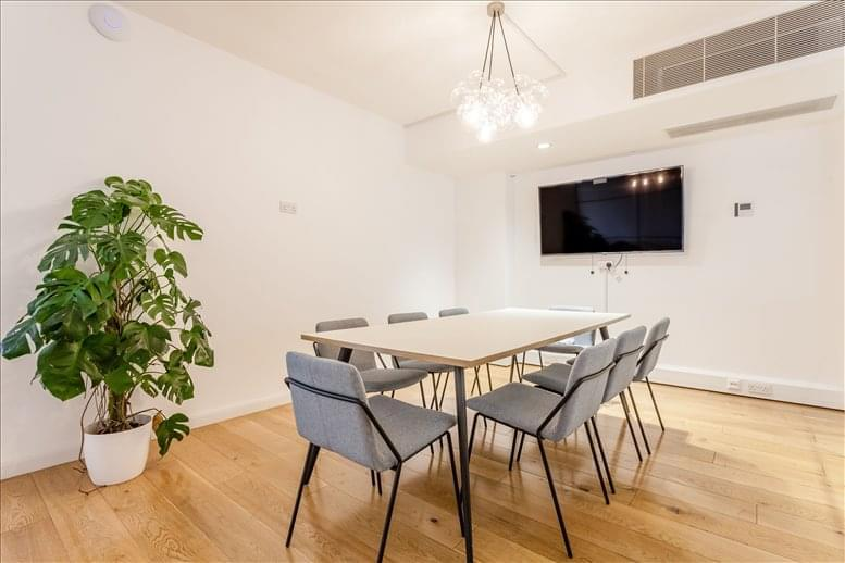 Picture of 58-59 Great Marlborough Street, London Office Space for available in Soho