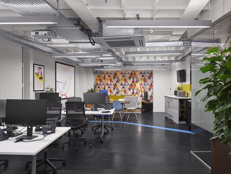 23 Hatton Wall, London Office Space Clerkenwell