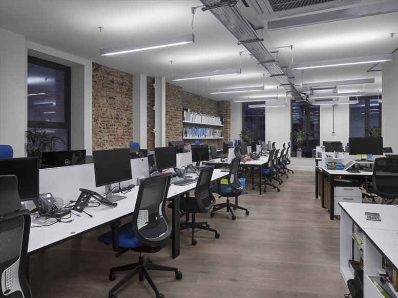 Photo of Office Space on 23 Hatton Wall, London Clerkenwell