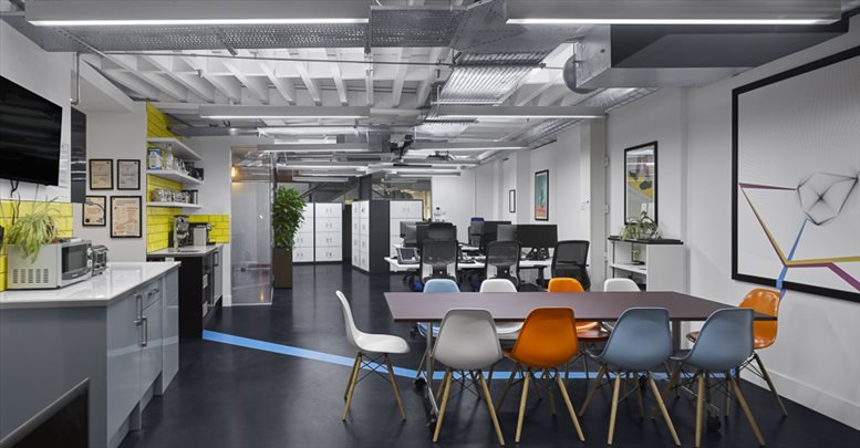 23 Hatton Wall, London Office for Rent Clerkenwell