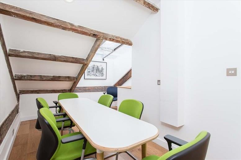 27 Corsham St, Hoxton Office Space Old Street