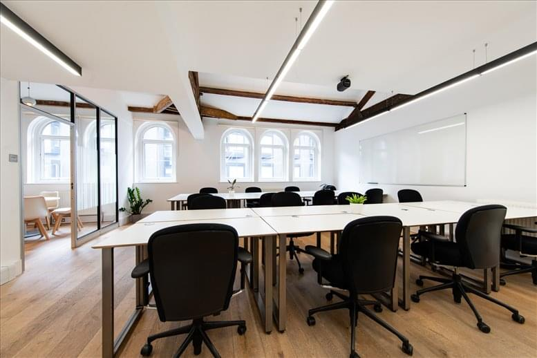 Picture of 27 Corsham St, Hoxton Office Space for available in Old Street