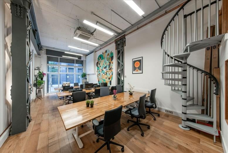 Old Street Office Space for Rent on 27 Corsham St, Hoxton