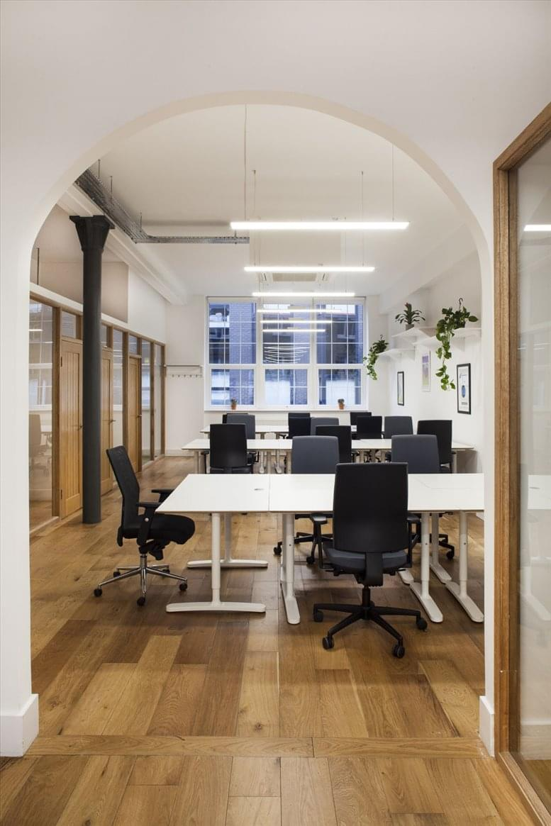 Photo of Office Space available to rent on 27 Corsham St, Hoxton, Old Street