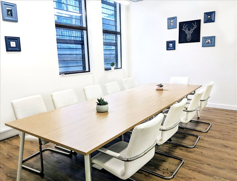 Photo of Office Space on 4 Christopher St Shoreditch