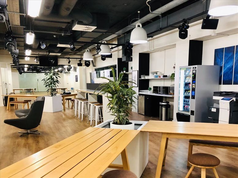 4 Christopher St Office for Rent Shoreditch