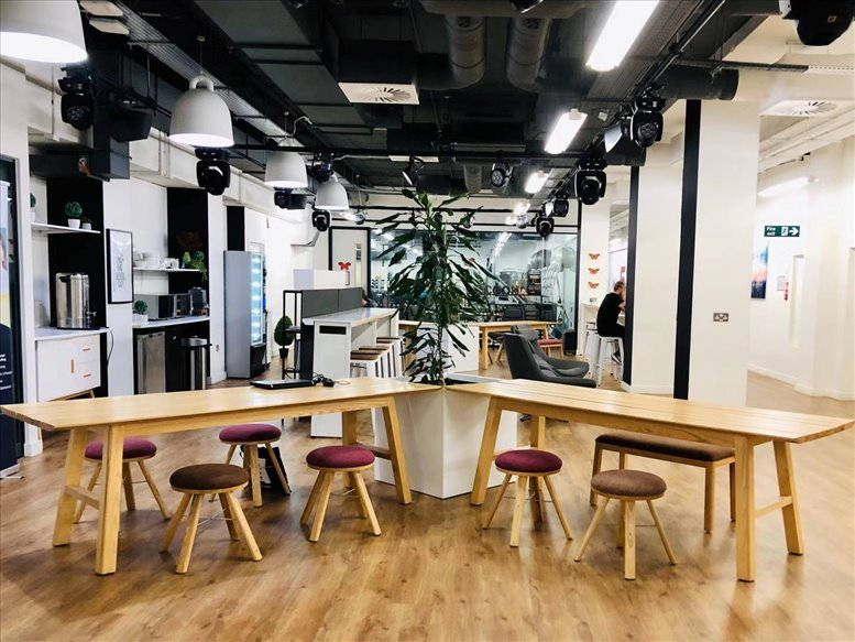 Picture of 4 Christopher St Office Space for available in Shoreditch