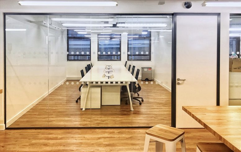 Office for Rent on 4 Christopher St Shoreditch
