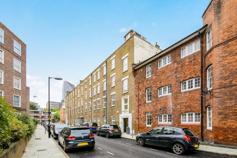 Photo of Office Space on 1-2 Silex Street Southwark