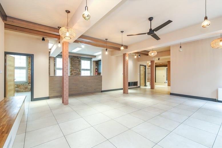 1-2 Silex Street Office for Rent Southwark