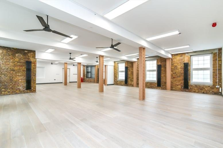 Southwark Office Space for Rent on 1-2 Silex Street