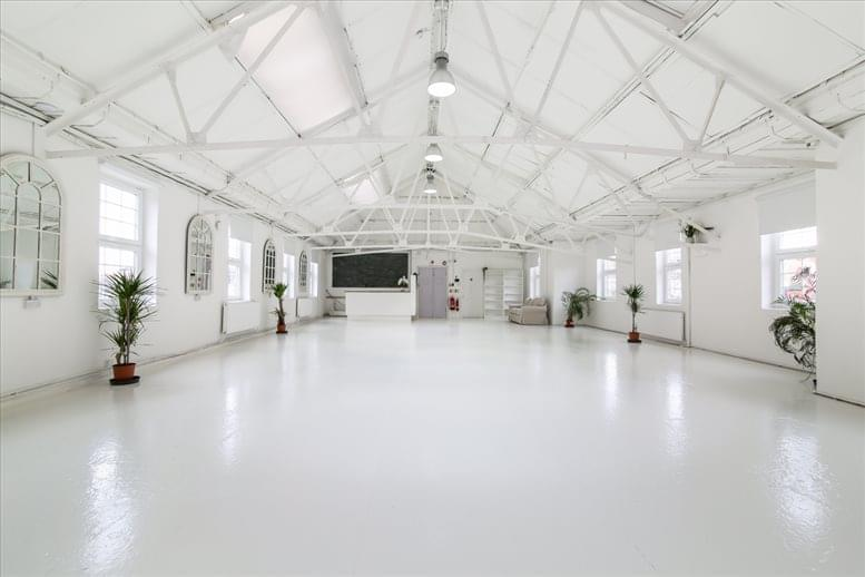 Rent Southwark Office Space on 1-2 Silex Street