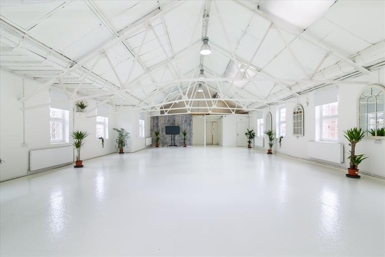 Photo of Office Space available to rent on 1-2 Silex Street, Southwark