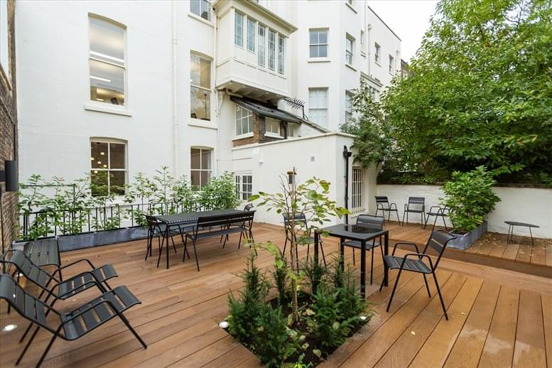 Holborn Office Space for Rent on 3 Bloomsbury Place, London