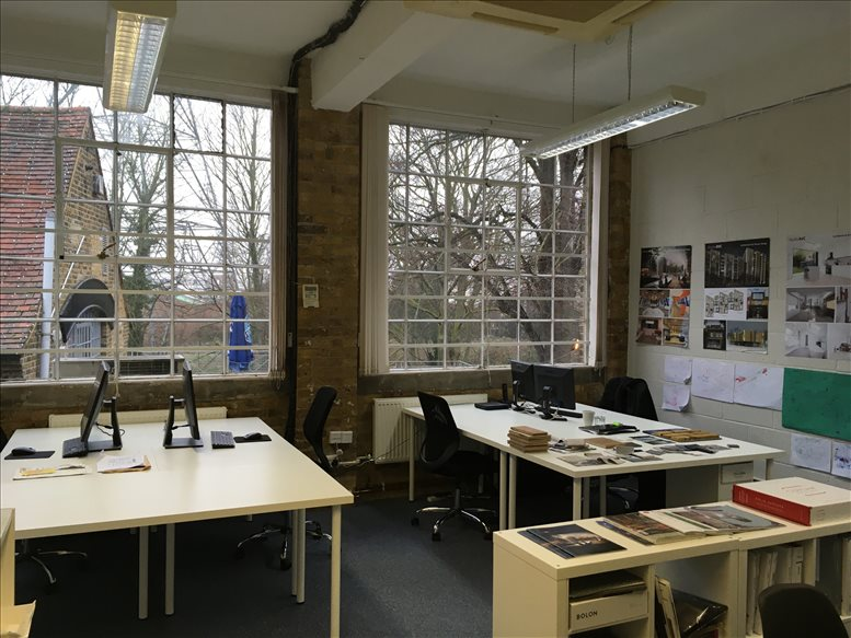 Photo of Office Space on The 1929 Shop, Merton Abbey Mills, 18 Watermill Way, Colliers Wood Mitcham