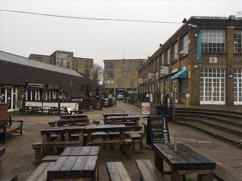 Rent Mitcham Office Space on The 1929 Shop, Merton Abbey Mills, 18 Watermill Way, Colliers Wood