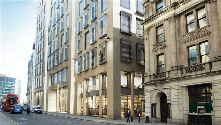 80 Fenchurch Street, London, Financial District Office for Rent Fenchurch Street