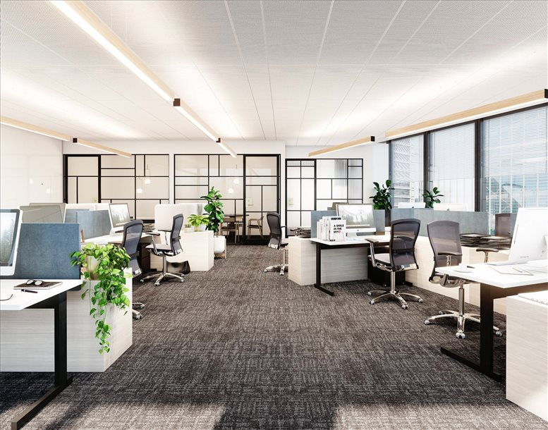 Picture of 80 Fenchurch Street, London, Financial District Office Space for available in Fenchurch Street