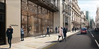 Photo of Office Space on 80 Fenchurch Street, Financial District - Fenchurch Street
