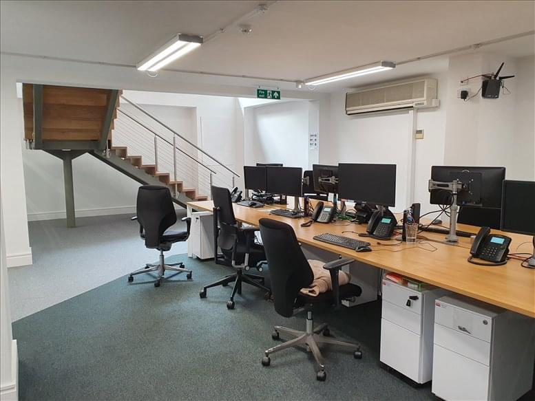 50 Featherstone St, London available for companies in Old Street