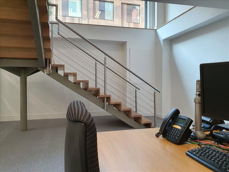 50 Featherstone St Office Space Old Street