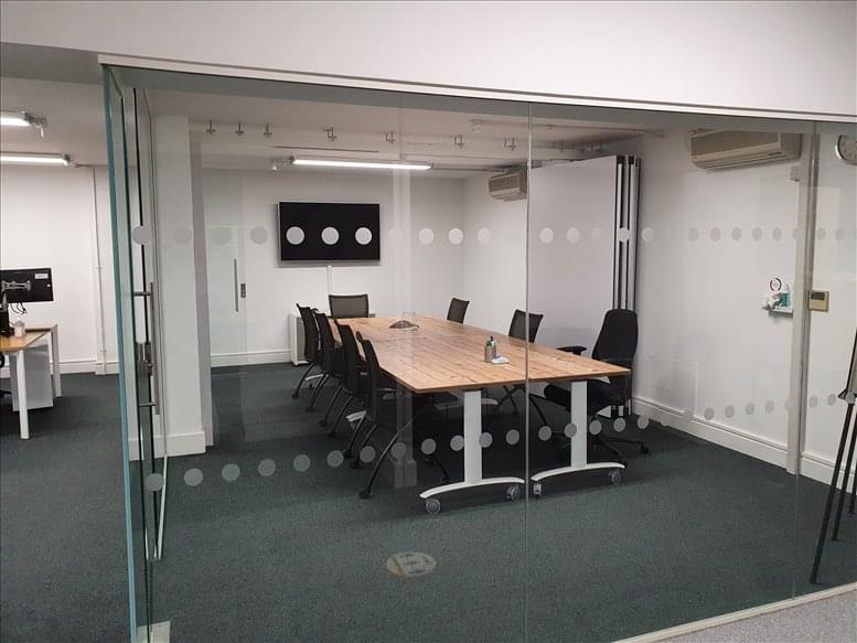 Photo of Office Space on 50 Featherstone St Old Street