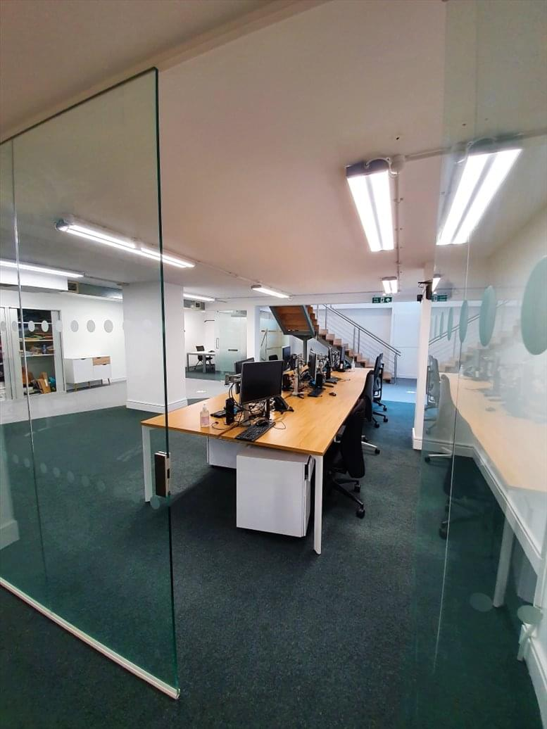 50 Featherstone St Office for Rent Old Street