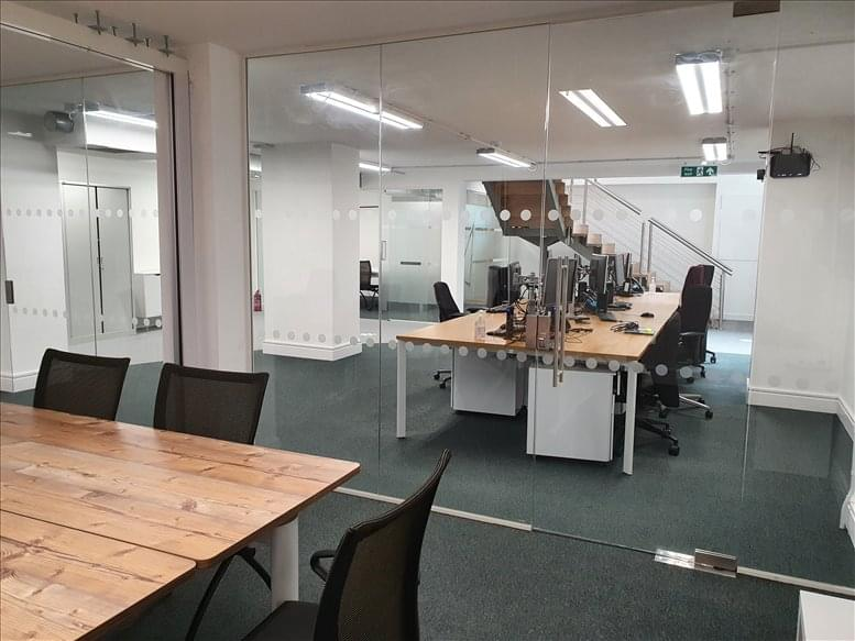 Picture of 50 Featherstone St Office Space for available in Old Street