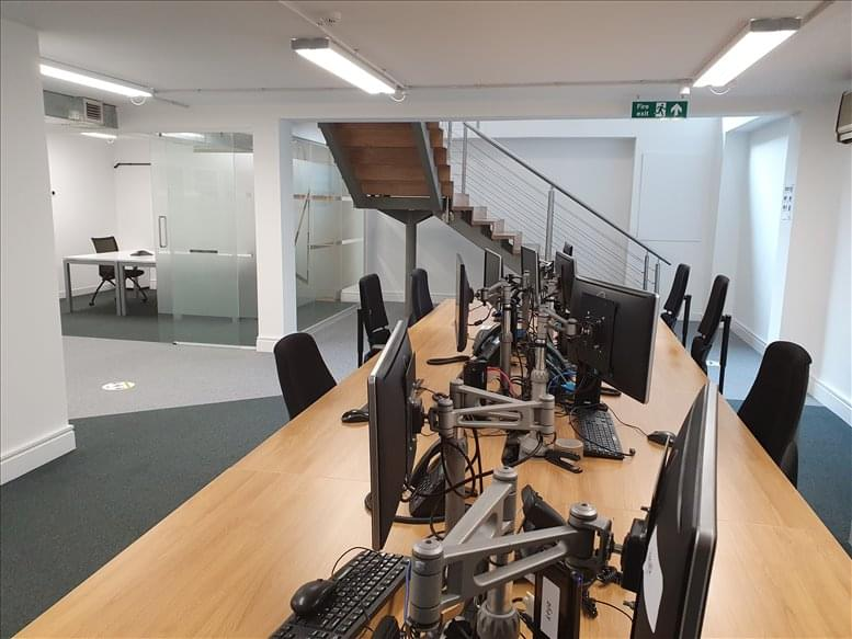 Office for Rent on 50 Featherstone St Old Street
